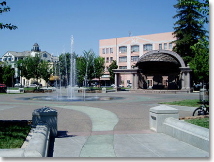 Chico City Plaza