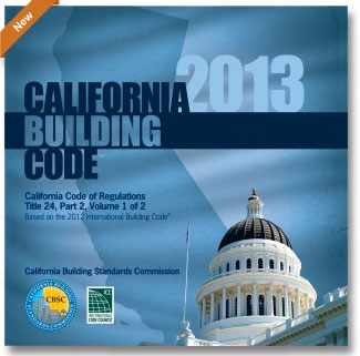 Books: 2013 California Building Code