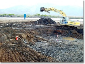 Removing Hazardous Landfill Waste at Naval Base Ventura County, Point Mugu