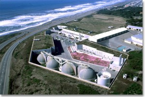 Oceanside Water Pollution Control Plant, San Francisco